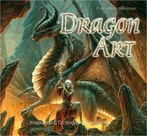 Dragon Art Book